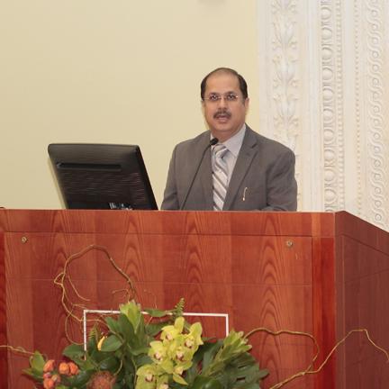 Dr Ausaf Sayeed,