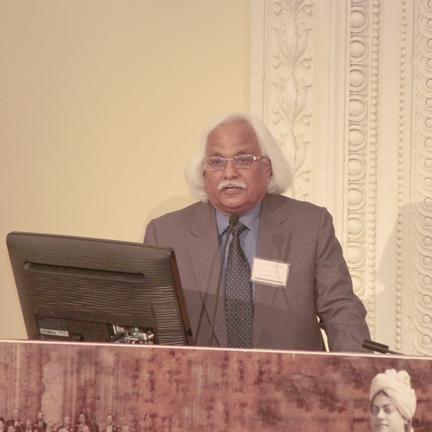 Prof PB Sharma
