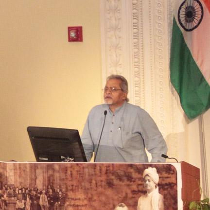Prof Ramnath Narayanswamy