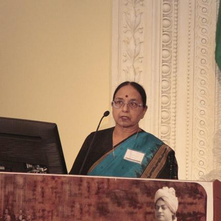 Prof Shashi Tiwari